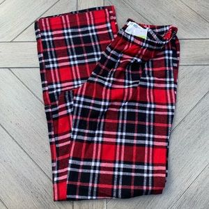 Joe Boxer Plaid Pyjama Pants - Size a Medium